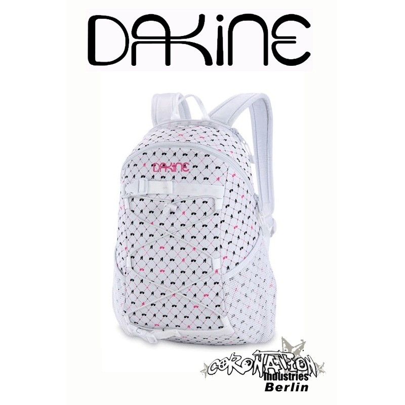 Dakine Wonder Street- Fashion- Rucksack White Paris