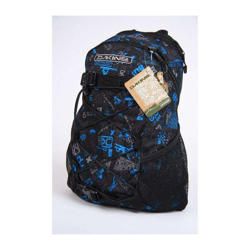 Dakine Wonder Street- Fashion- Rucksack cyan chop shop