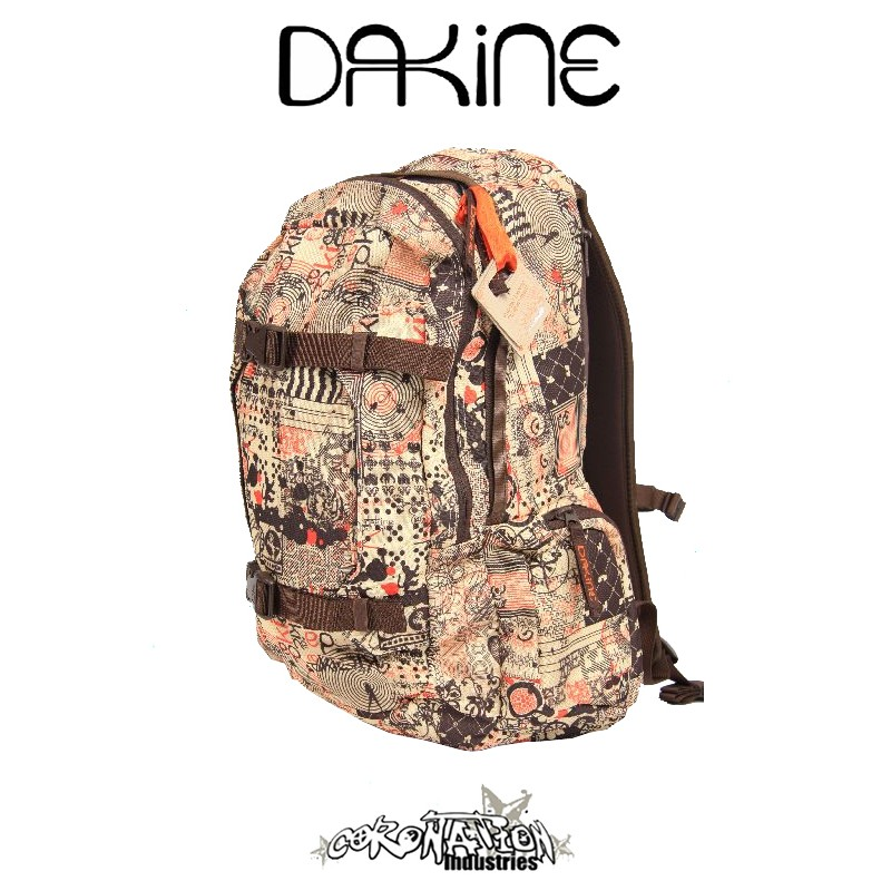 Dakine Girls Mission Laptop-Snowboard-Schul-Rucksack gallery