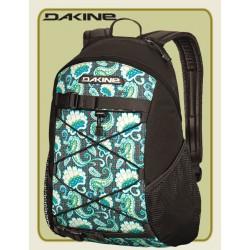 Dakine Wonder Street-Rucksack Allover brown Paisley