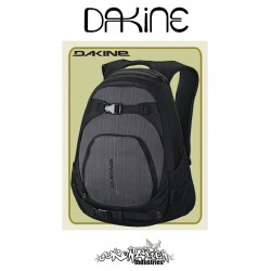 Dakine Explorer Street-Rucksack black-herringbone 28 Liter
