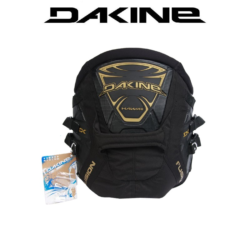 Dakine Fusion Kite-Sitztrapez 2008 black-gold