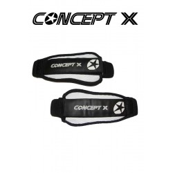Concept-X Symetric Kiteboard-Footstraps Kiteboard-Fußschlaufen