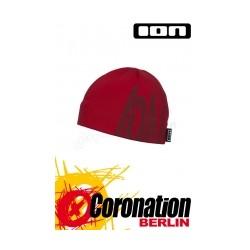 ION Neo Logo Beanie Red Neopren Mütze