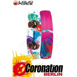 Liquid Force Bliss Kiteboard + FUSION pads et straps
