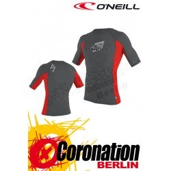 O'neill Skins Crew UV Protection Red