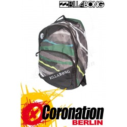 Billabong Raid Rucksack Freizeit & Schul Backpack Spray blue