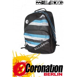 Billabong Raid Rucksack Freizeit & Street Backpack Blue Stripe