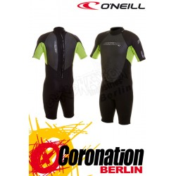 O´Neill Wetsuit Men Reactor Spring Shorty combinaison neoprène