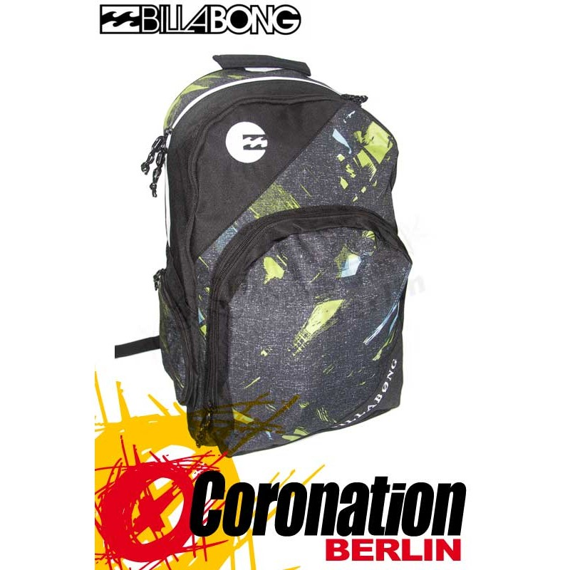 Billabong Mission Rucksack Schul & Freizeit Backpack- Anxiety