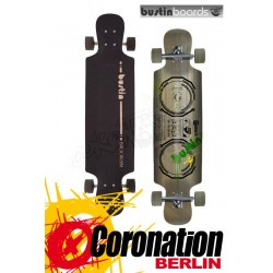 "Bustin Boombox 38"" TG Graf complete Longboard"