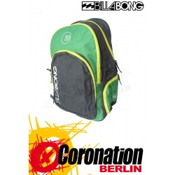 Billabong Mission Schul & Laptop Rucksack Backpack- Kelly Green
