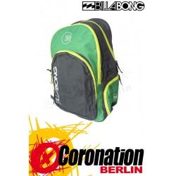 Billabong Mission Schul & Laptop Rucksack Backpack- Kelly Green
