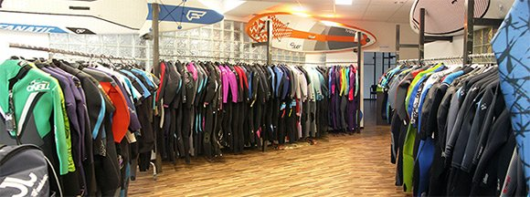 Ladies Wetsuit Shop Berlin