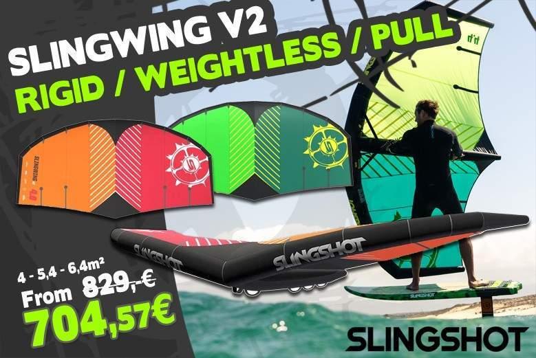Slingshot Slingwing V2 Promotion