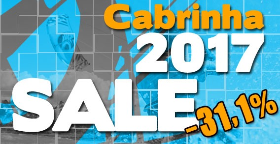 Cabrinha 2017 Mega Deals! Abverkauf Out now!