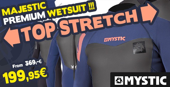 Mystic Majestic Wetsuit 5/3 BZ LIMITED STOCK SALE